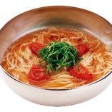 【牛角名物】梅しそ冷麺