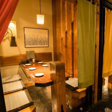 日本酒×和食居酒屋 ぶらり家 豊洲店 店内の画像