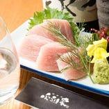 【単品】 日替わり鮮魚のおさしみ