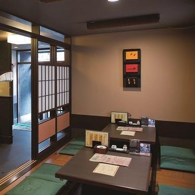 そば処陣屋 三与右衛門店 店内の画像