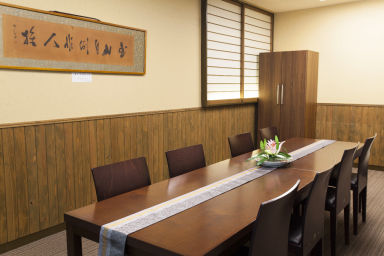 日本料理 魚久本店 店内の画像