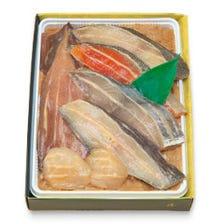 『魚久』の名物である京粕漬