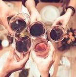 【パーティー】 結婚式の二次会パーティや、企業の集まりに
