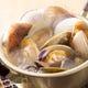 しみじみ味わい深く、貝を出汁で食べる漁師料理