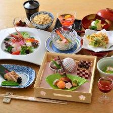 接待/会食/法事/慶事に 会席料理