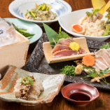 【人気】全9品 6000円の和会席 雅コースをお召し上がり下さい!