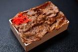 焼肉弁当(豚)700円