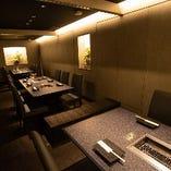 テーブル席個室(4~16名様)
