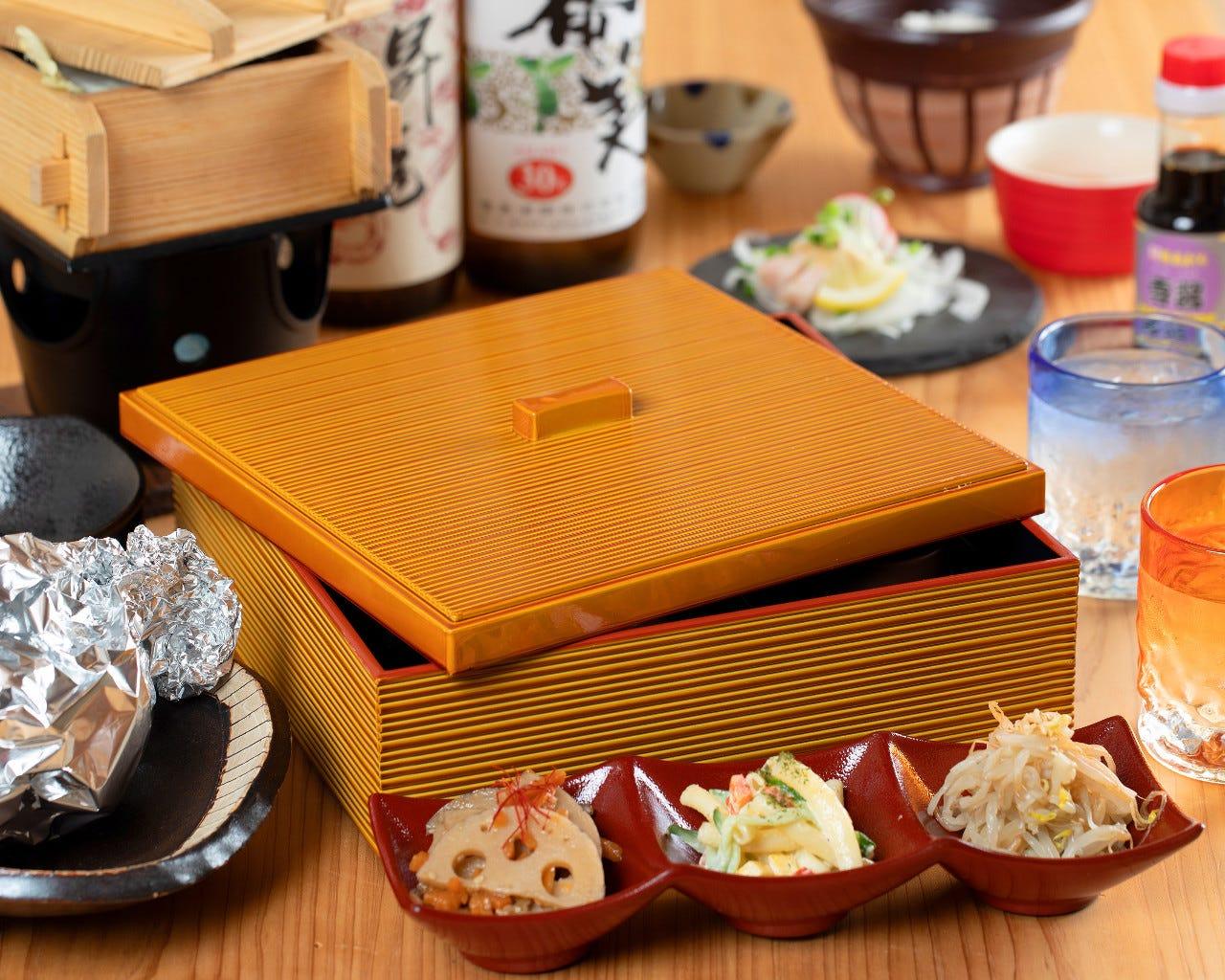 ◆充実のご宴会コース4300円~
