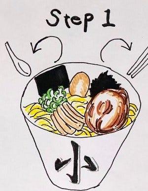 三代目麺屋 小松家 ~極煮干油そば~  メニューの画像