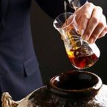 紹興酒など多数の中国酒をご用意しています。