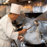 日本の素材と味覚にあわせた広東料理