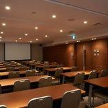 ■大会議室(84㎡) ~セミナー、研修会でのご利用に~
