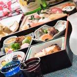 ■お料理・お飲物のケータリングサービスを行っております。