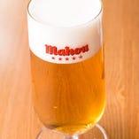 [マオウ樽生が飲める!] 東京で10店舗しか飲めない生ビール!