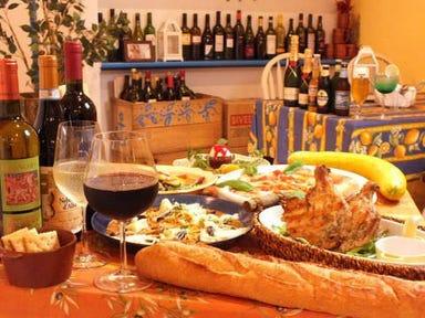 イタリアンキッチン Tia'cano (ティアカーノ) こだわりの画像