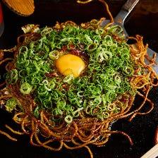 京都の下町グルメ「べた焼き」を堪能