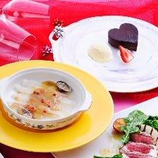 《お昼の接待やお食事会に》お昼はオシャレに♪『HARMONYコース』