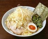 ネギチャーシュウ麺 990円