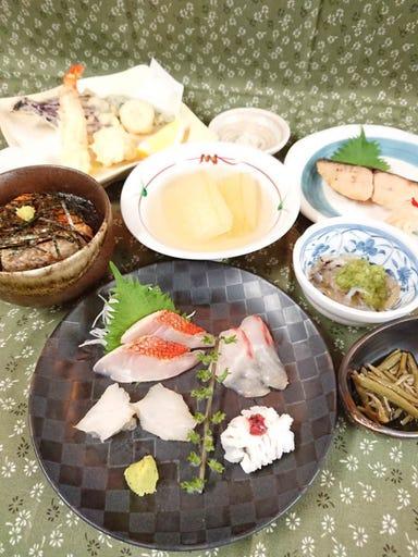 四季の味 岡田  コースの画像