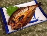 鮎の西京焼き