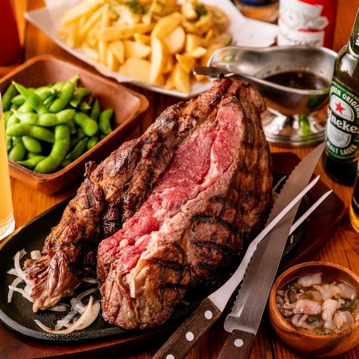 肉尽くしの宴会コースが楽しめる!