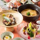 ◆ご宴会・歓送迎会・ご会食に最適なおうどんのコースをご用意