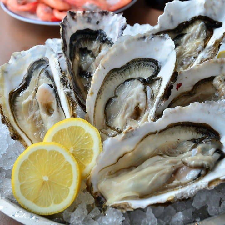 石山で牡蠣食べるならKAKIMASAのみ!