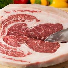 短角牛やイベリコなど!名物の肉料理