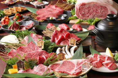黒毛和牛一頭買い焼肉と 炊き立て土鍋ご飯 市場小路 烏丸店 コースの画像