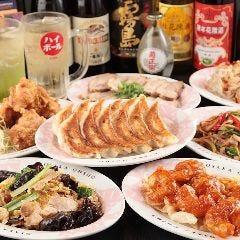 食べ放題専門店 大阪王将 府中店