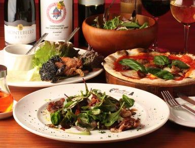 イタリア食堂 サムシング・デュエ  こだわりの画像
