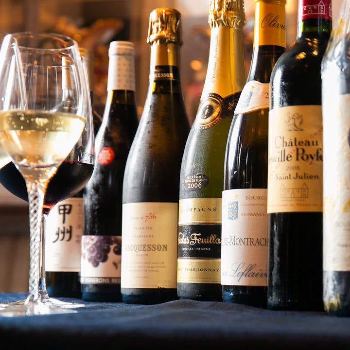 ソムリエセレクションのワイン達