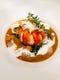 オマール海老の濃厚な味わいを楽しめるお料理