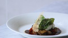 【Menu Trefles】2種の選べる前菜とメイン料理のランチタイム限定コース