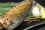 デブとろ焼き塩鯖