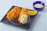 広島県産大粒牡蠣フライ(2個)