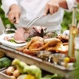 食材・調理法にこだわった美味しさをお届けします