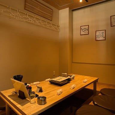 うな串×骨付き鳥・銀シャリ FUJIYA(ふじや) 店内の画像