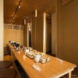 【2階】宴会個室は2名様~ご利用いただけます。