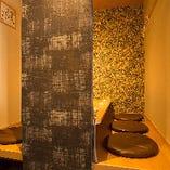 【3種類の個室を完備】~4、~6、~8名様用の完全個室あり!