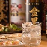 【自慢の逸品】お酒に良く合う料理が目白押し!