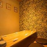【2階】掘りごたつ席完全個室(~6名様×2部屋)
