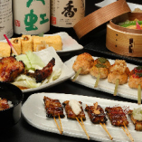 【宴会コース】静岡県産食材をふんだんに使用してお作りします