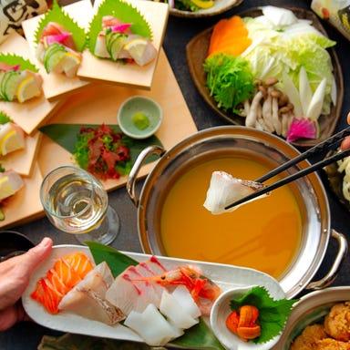 お肉にするか お魚にするか かのう 天王寺店 こだわりの画像