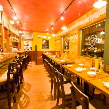 イタリアン酒場 びすとろ椿々 cin‐cin ひたち野うしく 店内の画像