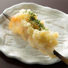 白身魚の男爵串