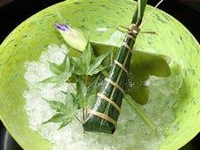 京の四季、旬の食材