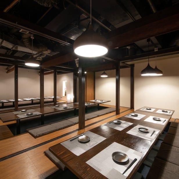 Museigen 100 Shu Tabenomihodai Susukino Koshitsuizakaya Kuranoiori