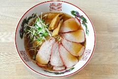 元町ラーメン 天華 新山下店